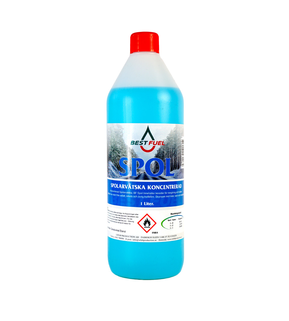 Windscreen Washer Fluid 1 liter